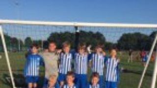 Under 11 Rangers