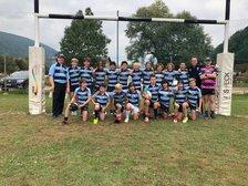 U14 Zurich Tournament, 7th Oct 2018
