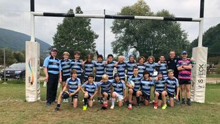 U14 Zurich Tournament, 7th Oct 2018