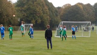 U14 v Water Eaton FC U14 - Sat 22 Oct 2016