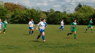 Ladies v Hitchin Belles - Sun 14 May 2017