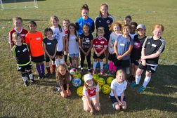 Reading Women inspire the next generation of footballers