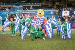Young Ducks inspired by Royals FA Cup 5th Round Win