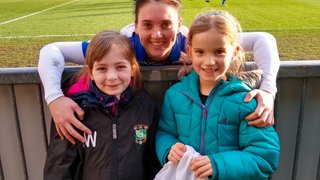 Reading Women v Manchester United Women Sun 17 Mar 2019