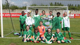U13 Greens start off league cup group with a win