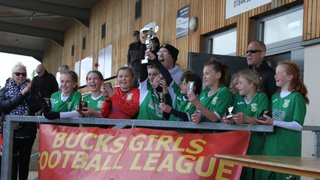 Whites lift the cup after derby thriller