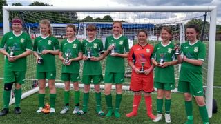 Runners up at Oxford Tournament