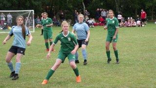 U16 v Kempston Rovers Girls and Ladies Tournament Sun 14 July 2019
