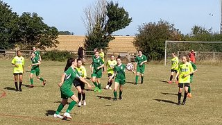 A 10 goal thriller to start the season for U15's