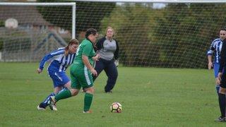 Aylesbury United Ladies vs City Belles 10/9/17