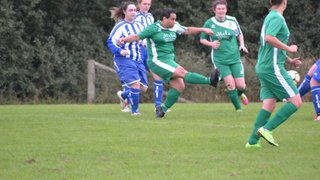 Aylesbury United Ladies vs City Belles 10/9/17