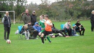 Aylesbury United Ladies vs Buckingham Athletic - 1/10/17