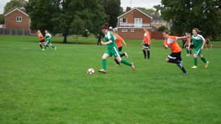 Aylesbury United Ladies vs Buckingham Athletic - 1/10/17