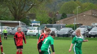Aylesbury United Ladies vs Chinnor Ladies Sunday 29th April 2018