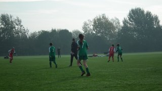 Tattenhoe U16's vs AULGFC U16's Saturday 20th October 2018