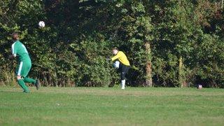 Aylesbury United Ladies vs Carterton Reserves Ladies 21/10/18