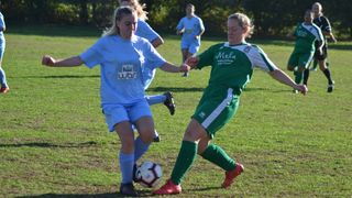 Aylesbury United Ladies vs Carterton Reserves Ladies 21/10/18