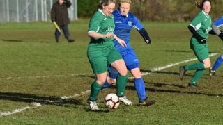 AULGFC Ladies vs Stonesfield Strikers 10/2/19