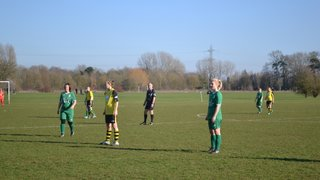 Aylesbury United Ladies vs Chinnor Ladies Sunday 24-2-19
