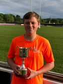 Michael Jones Junior Club Man of the Year – Rohan Robinson