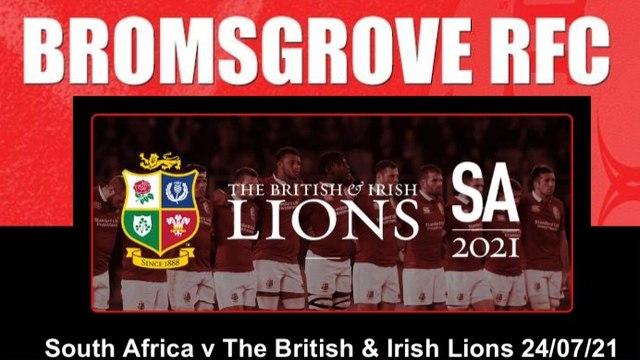 Lions 1st Test