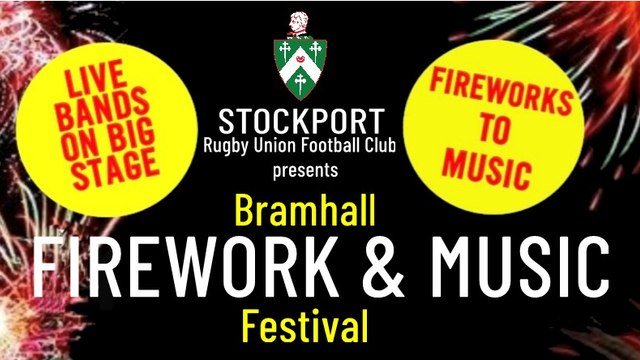 Firework festival 2020 -Book your Bubble Now!