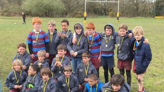 A good first festival of the year for Hove U11s