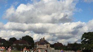 2nd XV v Upminster 01.10.16