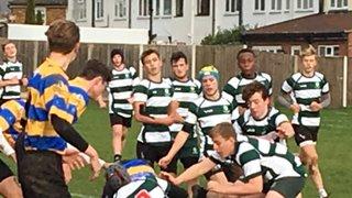 U16's storm into Essex Cup semi-finals