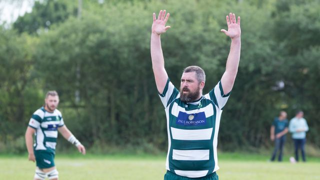 Saturday 14th Sept - 1st XV in league action