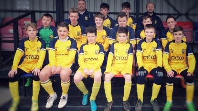 Under 16s (Mike)