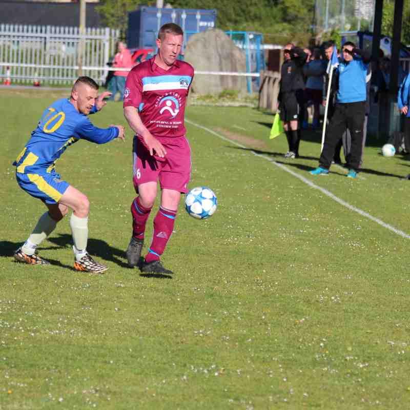 Bontnewydd FC v Llanystumdwy FC - Safeflue Final (19/05/17)