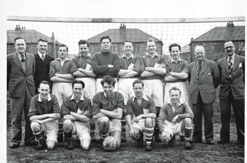 2nd Team L & C Subsiduary Cup Winners 1952