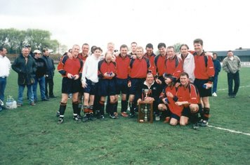 Gilcryst Cup Winners 1998