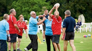 Over 50s Walking Rugby In Hinckley from 5th  August