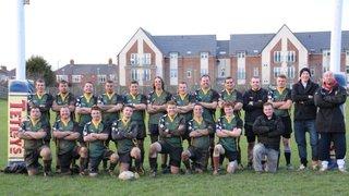 1st XV V Middlesborough Yorkshire Trophy Qtr Final
