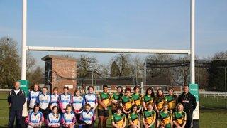 U15s Girls V Castleford