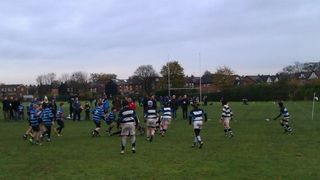 u-11's Lancashire Cup Sefton & Collegiate