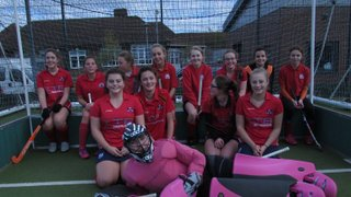 Burnt Ash U16s Girls v Holcombe U16s Girls