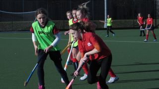 Burnt Ash U14 Girls v Blackheath & Old Elthamians U14s