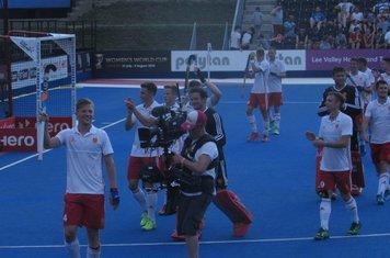 Victorious England team won 7-3