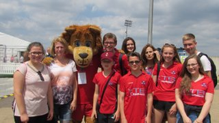 Colts trip to Lee Valley to the Men's Hockey World League on  17 June 2017