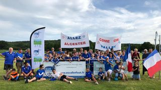 ES Vallet visit for ATFC Tournament
