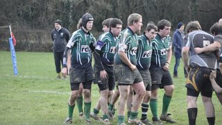 20120129 U17 V Burgess Hill Lost 11- 10