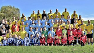Trearddur Bay Under 9's 2017/18
