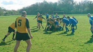 Yate RFC v Keynsham 3rds