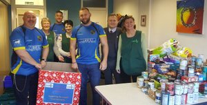 Annual Food Bank Collection