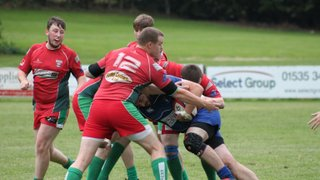 Keighley Academy v North Ribblesdale 2nds
