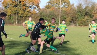 Crusaders U15s Vs North Walsham U15s