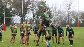 North Walsham U15s Vs Crusaders U15s